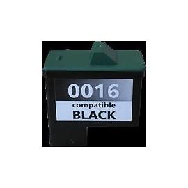 cartouche noir pour imprimante Lexmark X1110 équivalent 10N0016