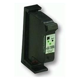 cartouche noir pour imprimante HP Deskjet 1280 équivalent 51645A - N°45