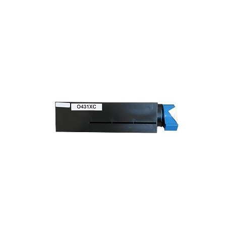 toner noir pour imprimante Oki B411d équivalent 44574802