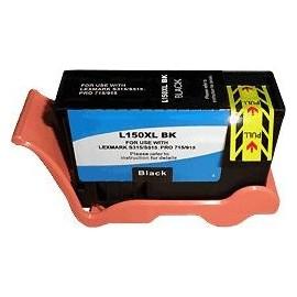 cartouche noir pour imprimante Lexmark S315 équivalent 14N1614E - N°150XL