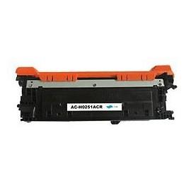toner cyan pour imprimante HP Color Laserjet Cp 3525 N équivalent CE251A