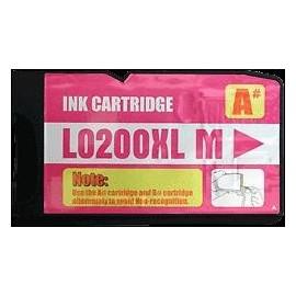 Pack 2 cartouches pour imprimante Lexmark Office Edge Pro 4000 équivalent 14L0176E - N°210XL