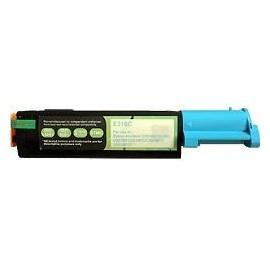toner cyan pour imprimante Epson Aculaser Cx21n équivalent C13S050318