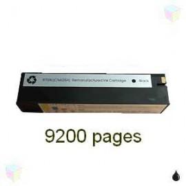 cartouche compatible CN625AE 970XL noir pour HP Officejet Pro X476dw