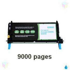 toner compatible C13S051126 cyan pour Epson Aculaser C3800n