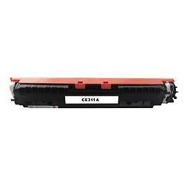 toner compatible CE311A - 126A cyan pour HP Laserjet Pro Cp1025