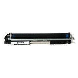 toner compatible CF351A - 130A cyan pour HP Color Laserjet Pro Mfp M177fw