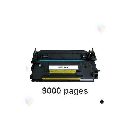 toner compatible CF226X 26X noir pour HP Laserjet Pro M402d