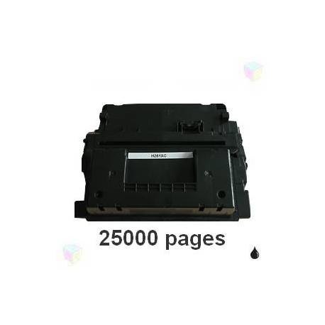 toner compatible CF281X noir pour HP Laserjet Enterprise Flow Mfp M630z