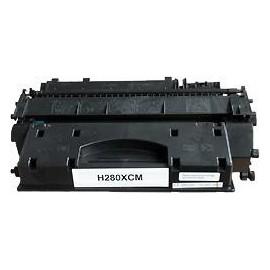 toner compatible CE505X noir pour HP Laserjet P2055