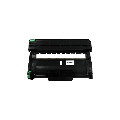 Tambour noir pour imprimante Brother compatible DR2200, DR-2250, DR-450