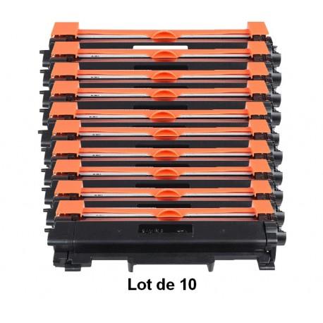 Pack 10 toners équivalent TN2420
