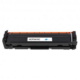 toner compatible CF541X/203X cyan pour HP Cf540x