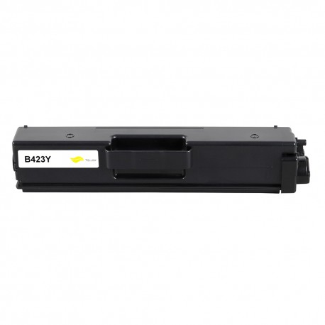 toner compatible TN423Y yellow pour Brother L8260cdw
