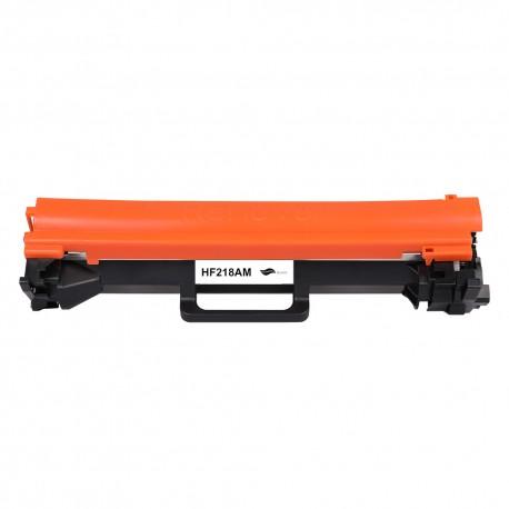 Toner noir compatible CF218A