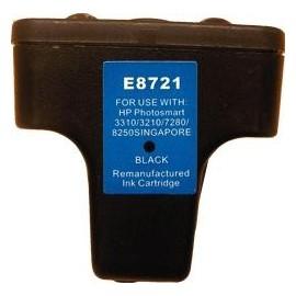cartouche noir pour imprimante HP Photosmart 3110 équivalent C8721EE - N°363
