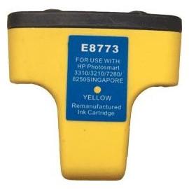 cartouche yellow pour imprimante HP Photosmart 3110 équivalent C8773EE - N°363