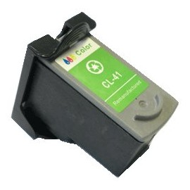 cartouche couleur pour imprimante Canon Pixma Ip 1200 équivalent CL41