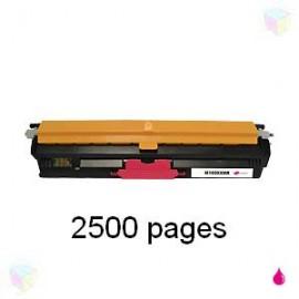 toner magenta pour imprimante Minolta Magicolor 1650en-dt équivalent A0V30CH