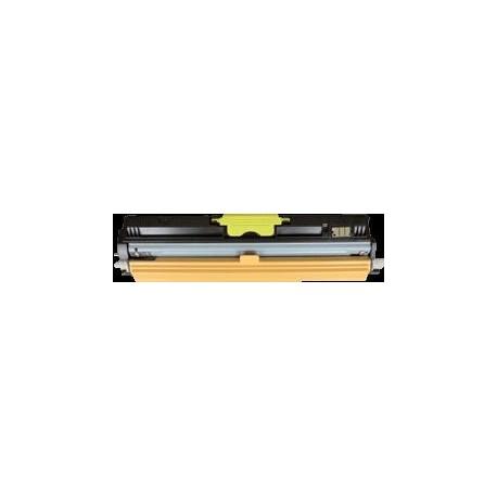 toner yellow pour imprimante Minolta Magicolor 1650en-dt équivalent A0V306H