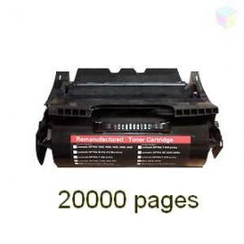 toner noir pour imprimante Dell 5210n équivalent 595-10009