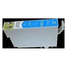 cartouche cyan pour imprimante Epson Stylus Office Bx305f équivalent C13T128240
