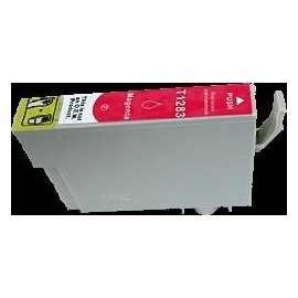 cartouche magenta pour imprimante Epson Stylus Office Bx305f équivalent C13T128340