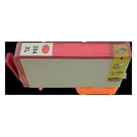 cartouche magenta pour imprimante HP Photosmart C6380 équivalent CB324EE - HP N°364XL