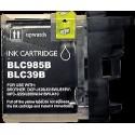 Cartouche noir compatible Brother LC985BK