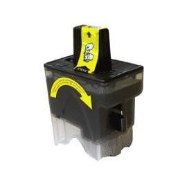 cartouche cyan pour imprimante Brother Dcp 110c équivalent LC900C
