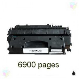 Toner noir universel CF280X - CE505X