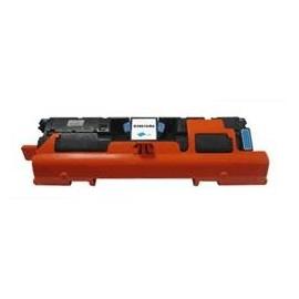 toner cyan pour imprimante HP Color Laserjet 2500 équivalent C9701A - N°121