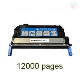 toner cyan pour imprimante HP Color Laserjet 4700 équivalent Q5951A