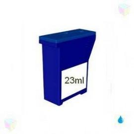 cartouche bleu pour imprimante Pitney Bowes Dm50 équivalent K700B - K780003